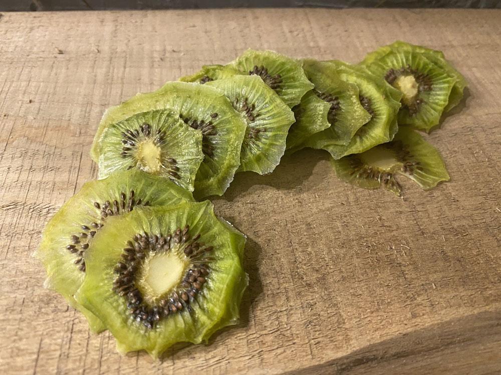ニュージーランド産キウイのドライフルーツ 無添加・無香料・無着色 砂糖・防腐剤・ワックス不使用